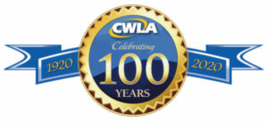 CWLA 100th Anniversary Logo